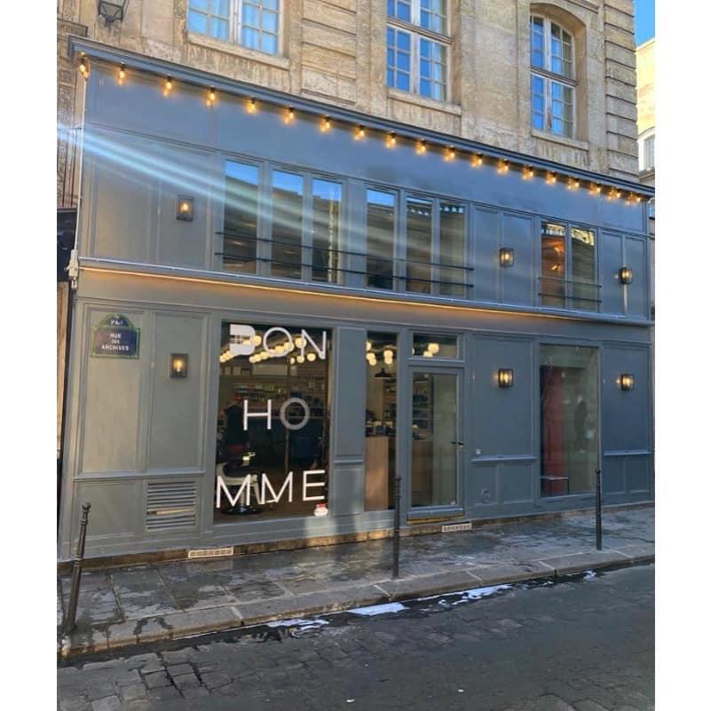 Barbier Bonhomme rue des Archives